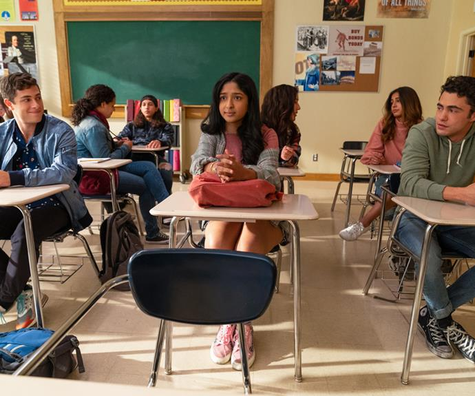 ***Never Have I Ever*** (Season 2) <br><br> Mindy Kaling and Lang Fisher's coming-of-age comedy is back for another season, and with a new love life, a new classmate and new reasons to bicker with her family give Devi plenty more ways to make courageous moves... and questionable decisions.  <br><br> Released on: July 15.