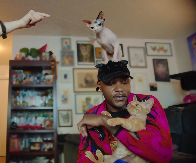 """***Cat People*** <br><br> Calling all feline fanatics, you're going to be hooked by Netflix's latest documentary series—*Cat People*. """"Cat people come in all shapes and sizes, but they share a love for their enchanting, unique feline friends. This docu-series reveals their tales,"""" its official description reads.  <br><br> Released on: July 7."""