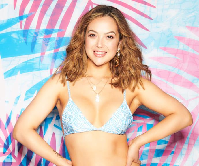 """**Sharon Gaffka** <br><br> Hailing from Oxford, 25-year-old Sharon is a civil servant who also previously worked as an operations lead for the Department of Transport. As for why she's turning to Love Island? Sharon says she's sick of being the only single person in her group of friends. """"It's been a bit of a running joke between my friendship group for a while that I should apply, probably because I'm the most outrageous one out of the group."""" <br><br> Sharon is also notably an ambassador for the [Young Women's Trust](https://www.instagram.com/youngwomenstrust/