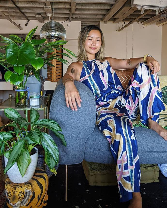 """**Add Some Plants**<br><br> Jess Tran's ([@jessglistening](https://www.instagram.com/jessglistening/ target=""""_blank"""" rel=""""nofollow"""")) wardrobe is the stuff of thrifted and vintage dreams, and so is her loft home in New York. Furnished nearly entirely with second-hand furniture and some truly enviable Craigslist and Facebook market places finds, the other thing we're inspired to add to our bedrooms by Jess is plantlife.<br><br>   While we might not all have the loft space and second-hand spotting luck she has,one can easily emulate her green thumb. Adding plant life into your bedroom is one of the fastest ways to freshen things up. Here, our curation of the [best indoor plants](https://www.elle.com.au/culture/best-room-indoor-plants-19898 target=""""_blank"""")."""