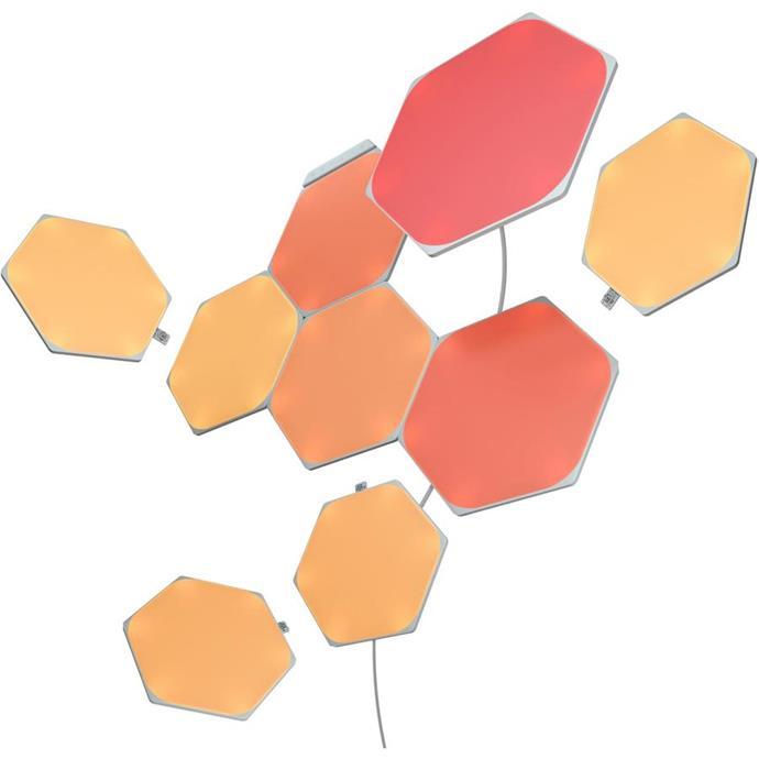 "*Nanoleaf Shapes Hexagon Starter Kit, $349 from [JB HI-FI](https://go.skimresources.com?id=105419X1569491&xs=1&url=https%3A%2F%2Fwww.jbhifi.com.au%2Fproducts%2Fnanoleaf-shapes-hexagon-starter-kit-9-pack target=""_blank"" rel=""nofollow"").*"