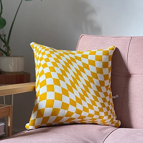 """*Agnes cushion cover, approximately $87 AUD at [Studio KJP](https://www.studiokjp.com/product-page/orla-cushion-cover target=""""_blank"""" rel=""""nofollow"""").*"""