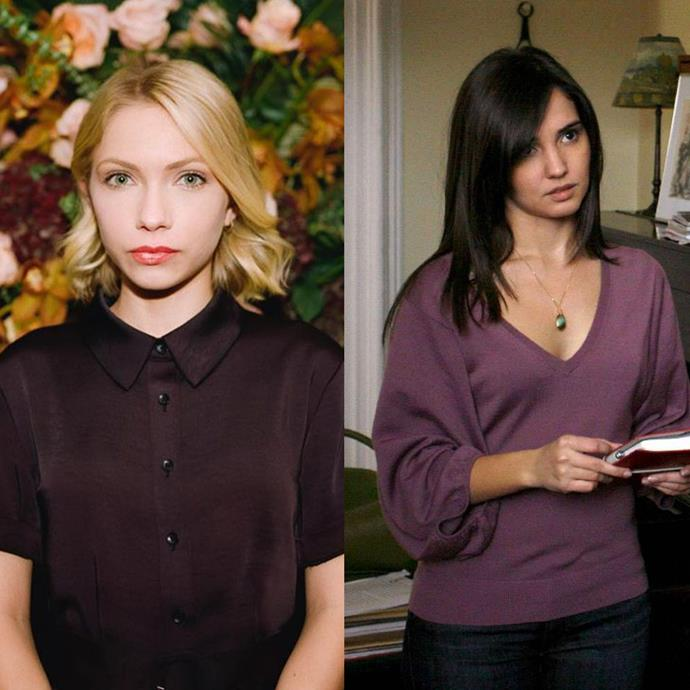 """**Kate Keller as Rachel Carr** <br><br> While not much is known of Kate Keller (played by Tavi Gevinson), what fans do know is her character is described as a """"flustered teacher,"""" according to *[New York Magazine](https://www.vulture.com/article/gossip-girl-reboot-behind-the-scenes.html#_ga=2.241608194.12865149.1624368204-426063281.1618428071