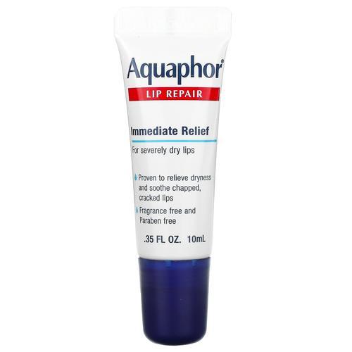 "Aquaphor Lip Repair, $7.38 at [iHerb](https://fave.co/3B1MIJV target=""_blank"" rel=""nofollow"")."