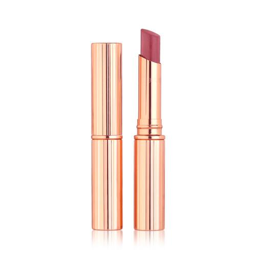 """**Charlotte Tilbury Superstar Lips in Pillow Talk** <br><br> **What they say:** *A dreamy nude pink lipstick in a brand new texture; soft, silky-feeling film to enhance wear for a luscious, shiny finish; Magic Diamond Powder for sparkling photo luminescence; waxes for a soft, cushion-y feel; Hyaluronic acid to help hydrate skin due to its high water holding capacity.* <br><br> Superstar Lips is essentially the Matte Revolution's moisture-loving sibling. With a texture more reminiscent of a tinted lip balm, the colour pay off isn't as intense as the original lipstick, however, it certainly doesn't lack in vibrancy. Given its lighter formula, don't expect this product to last on the lips for hours on end, however, it is a very easy product to reapply. <br><br> As for a """"sparkling photo luminescence"""", this product doesn't give off as much shine as you'd hope for, but it's perfect for those on the run, looking for the lipstick's coverage with minimal mirror time. <br><br> ***Shop [here](https://fave.co/2U7ORn3 target=""""_blank"""" rel=""""nofollow"""").***"""