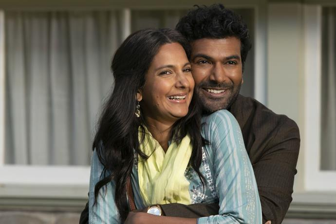 **Poorna Jagannathan as Dr. Nalini Vishwakumar and Sendhil Ramamurthy as Mohan Vishwakumar** <br><br> Nalini is Devi's mother, who is a strict dermatologist looking to move back to India in order to be closer to family after her husband's death. Mohan is Devi's late father, whose appearances are made only through flashbacks. <br><br> Poorna is best known for playing Safar Khan in HBO's *The Night Of* and has made appearances in Netflix's *Gypsy*, *Defending Jacob, Room 104, The Wilds, Big Little Lies* and *The Act*. As for Sendhil, he is best known for his role as Mohinder Suresh in *Heroes* and several roles in *Elementary*, *MacGyver*, *New Amsterdam*, *The Flash* and *The Office* U.S.