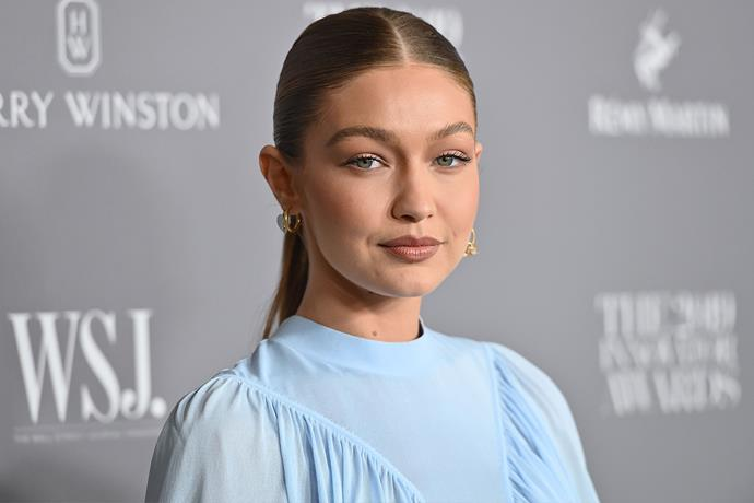 **Gigi Hadid as herself** <br><br> Supermodel and new mother Gigi Hadid, playing herself, joins the show's second season as a guest narrator for Paxton's inner monologue. <br><br> Aside from the runway, Gigi has also appeared on *The Real Housewives of Beverly Hills*, *MasterChef, RuPaul's Drag Race, Ocean's 8* and *Lip Sync Battle*.