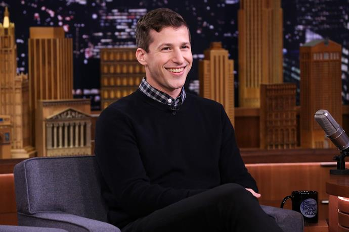 **Andy Samberg as himself** <br><br> Comedian and actor Andy Samberg plays himself in the show's second season, serving as the voice for Ben's inner monologue. <br><br> Andy is known for his roles in *Brooklyn Nine-Nine, Hotel Transylvania, Palm Springs, Hot Rod, Saturday Night Live, 7 Days in Hell* and *Cuckoo* to name a few.