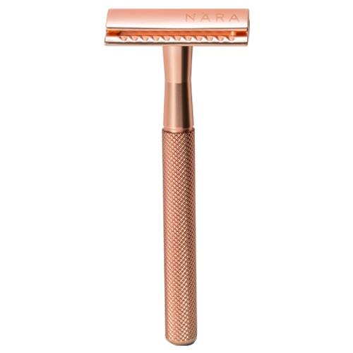 """Nära Safety Face and Body Razor, $55 at [Adore Beauty](https://fave.co/3y15akk