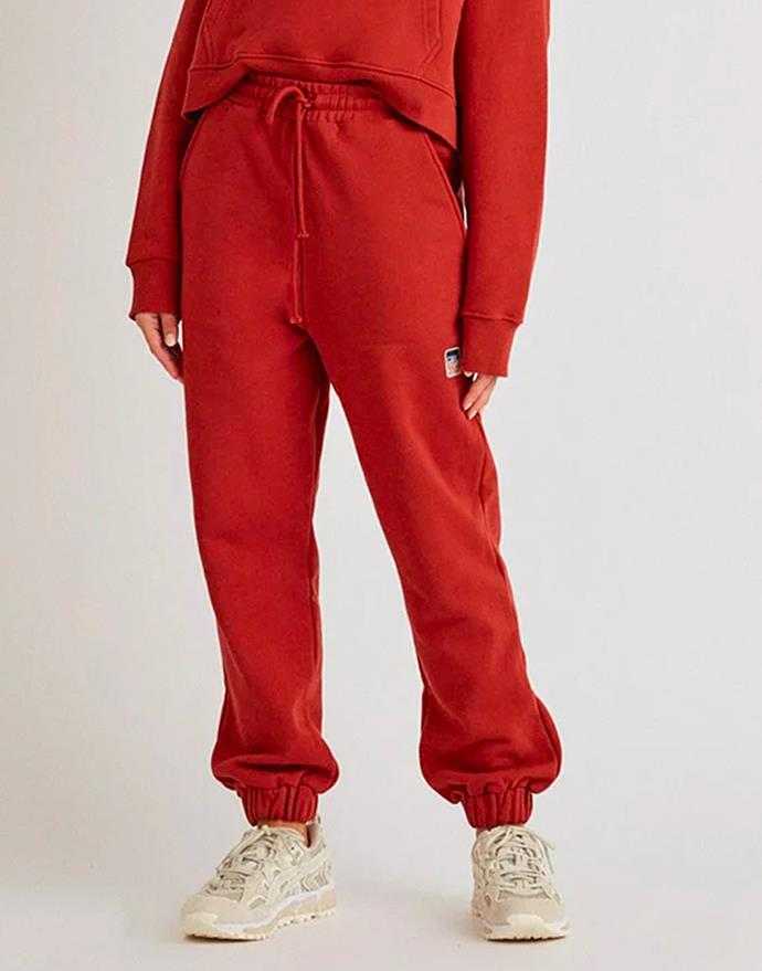 """Austin Track Pant by Camilla And Marc, $220 at [StyleRunner](https://fave.co/3iDAgrx target=""""_blank"""" rel=""""nofollow"""")."""