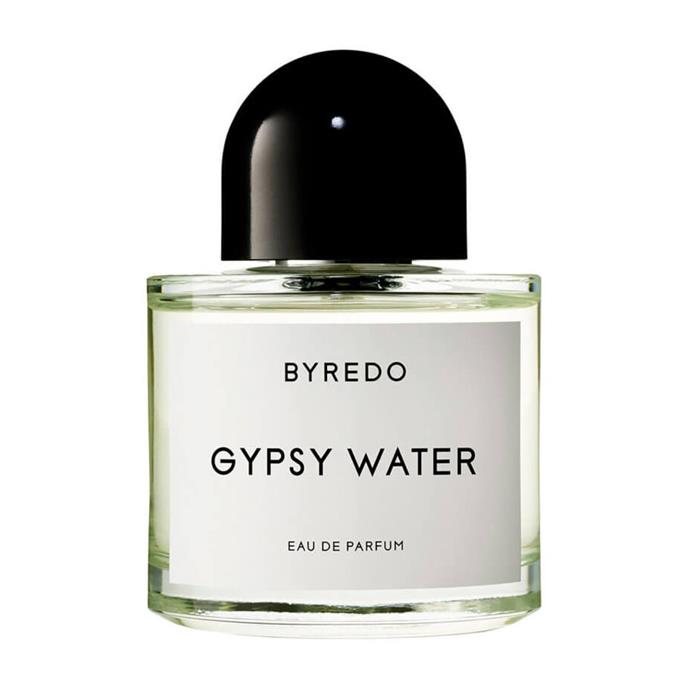 """*Gypsy Water by Byredo, $337 at [MECCA](https://fave.co/2VjyLqk