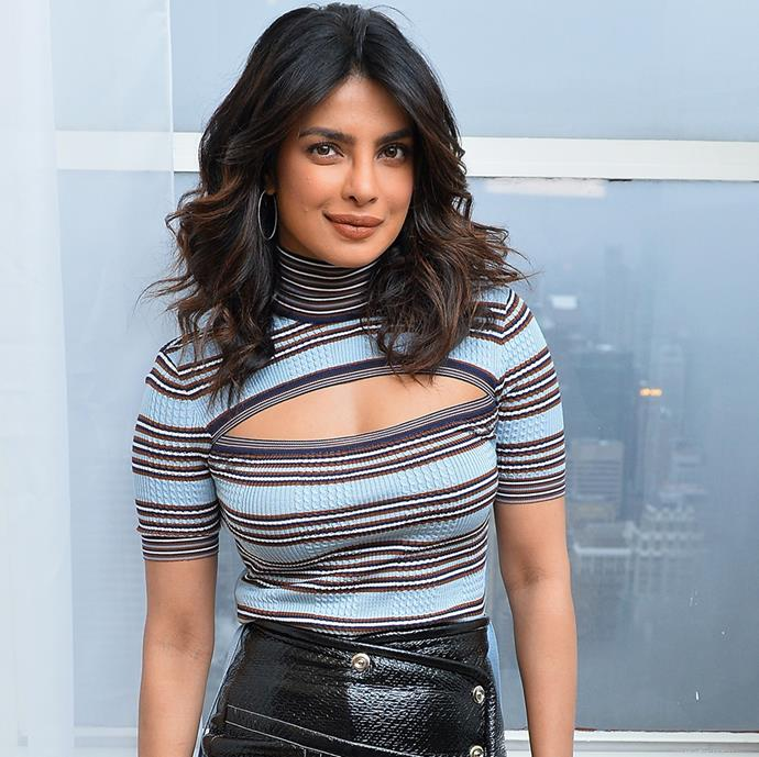 **Priyanka Chopra Jonas** <br><br> When it comes to signature scents, Priyanka Chopra's choice—Trussardi Donna Eau De Parfum—may not have reached cult-favourite status, but the bright, fruity floral with notes of citrus, rounded out with jasmine, sandalwood, and vanilla is one to get your hands on.
