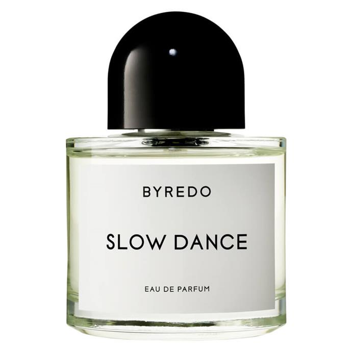"""**[Byredo Slow Dance, $229](https://www.mecca.com.au/byredo/slow-dance-edp-50ml/I-039660.html