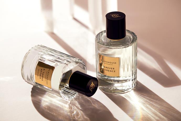 *Courtesy of Glasshouse Fragrances.*