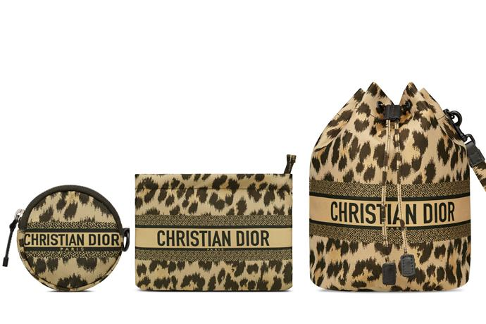 """* Diortravel removable coin purse, $ 850;  Small DiorTravel zip pouch, $ 750;  DiorTravel pouch, $ 1,000;  all of [Dior.com](https://www.dior.com/en_au/womens-fashion/woman?utm_source=instagram&utm_medium=social_epr&utm_campaign=global_branding_women_elle_all_post&utm_term=story&utm_content=ecommlaunch target=""""_Empty""""  rel =""""no following""""). *"""