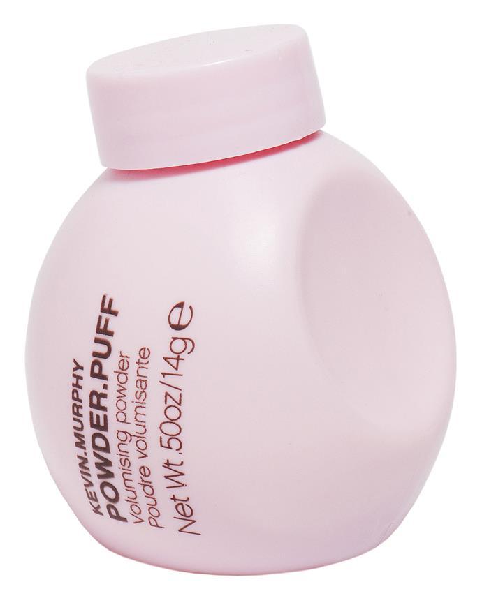 "KEVIN.MURPHY Powder Puff, $39.95 from [Adore Beauty](https://www.adorebeauty.com.au/kevin-murphy/kevin-murphy-powder-puff.html|target=""_blank""|rel=""nofollow"")"