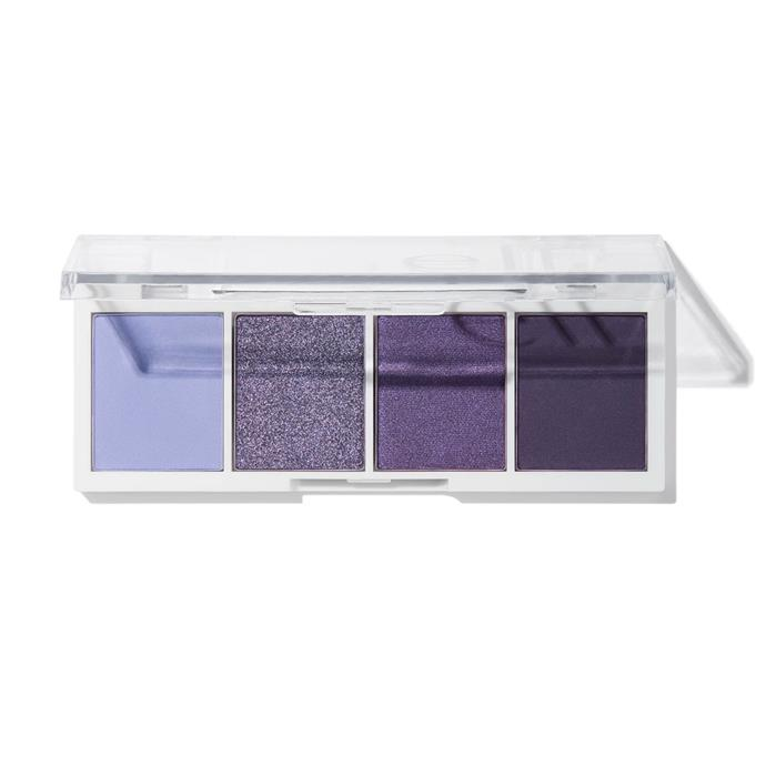 """Bite-size Eyeshadow Palette in Açai You, $6 at [E.L.F. Cosmetics](https://fave.co/3EBCgus target=""""_blank"""" rel=""""nofollow"""")."""