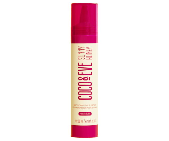 """**Coco & Eve Sunny Honey Bali Bronzing Face Drops, $39 at [Adore Beauty](https://www.adorebeauty.com.au/coco-and-eve/coco-eve-sunny-honey-bali-bronzing-face-drops-medium-glow-30ml.html