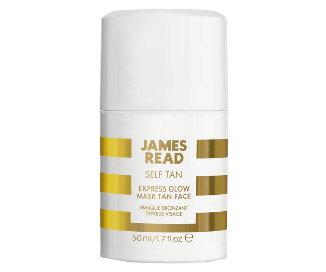 """**James Read TanExpress Glow Mask Face, $50 at [Mecca](https://www.mecca.com.au/james-read-tan/express-glow-mask-face/I-021979.html
