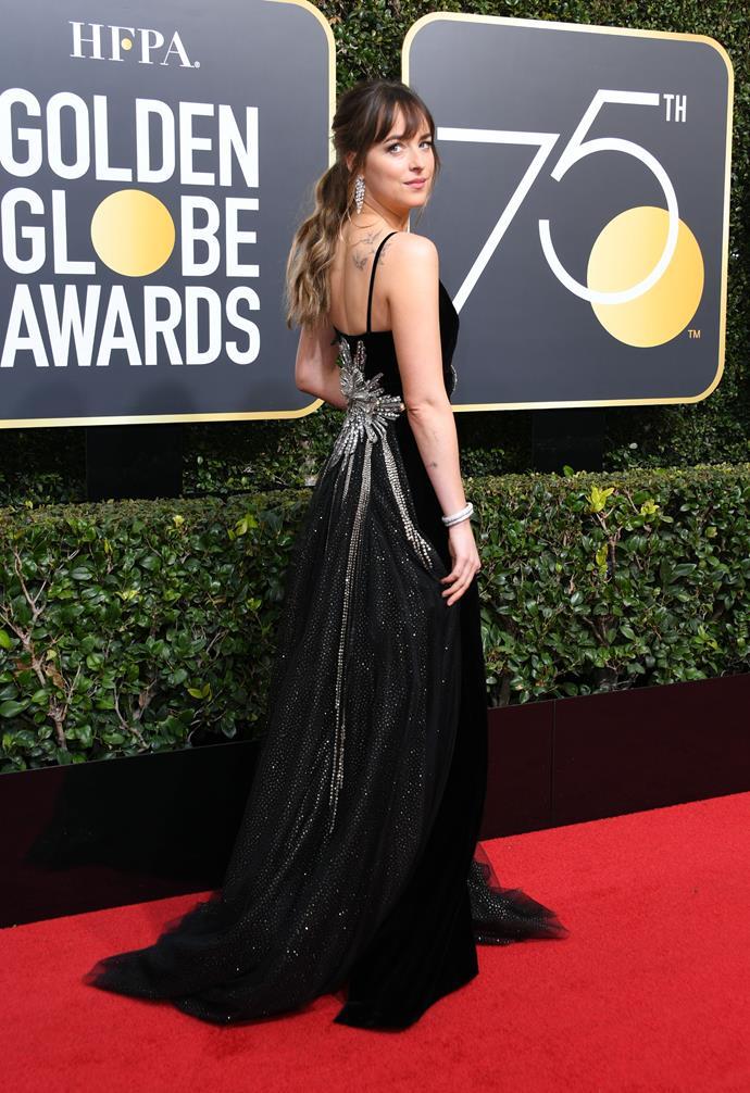 75th Annual Golden Globe Awards 2018