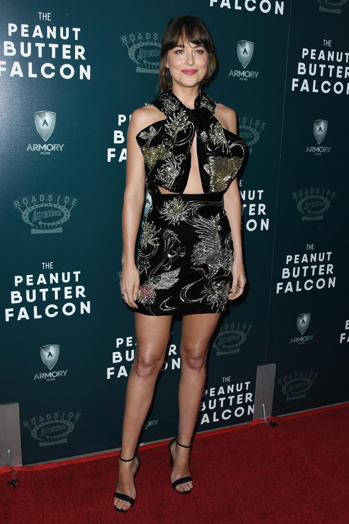 "LA Special Screening Of Roadside Attractions' ""The Peanut Butter Falcon"" 2019"
