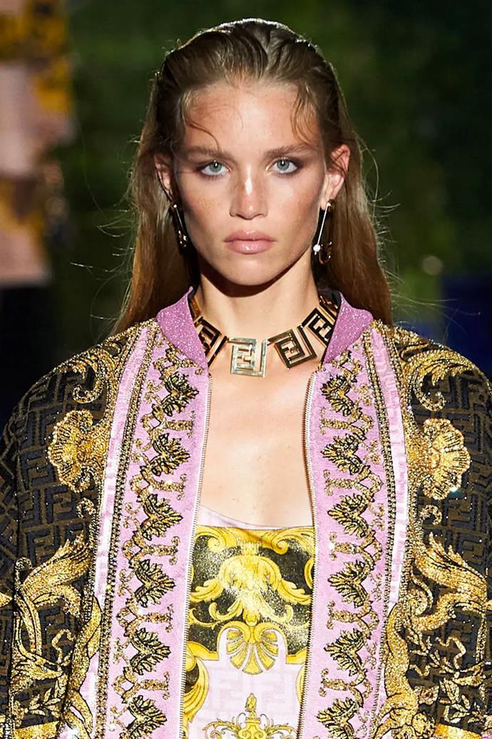 *Versace by Fendi spring/summer 2022.*