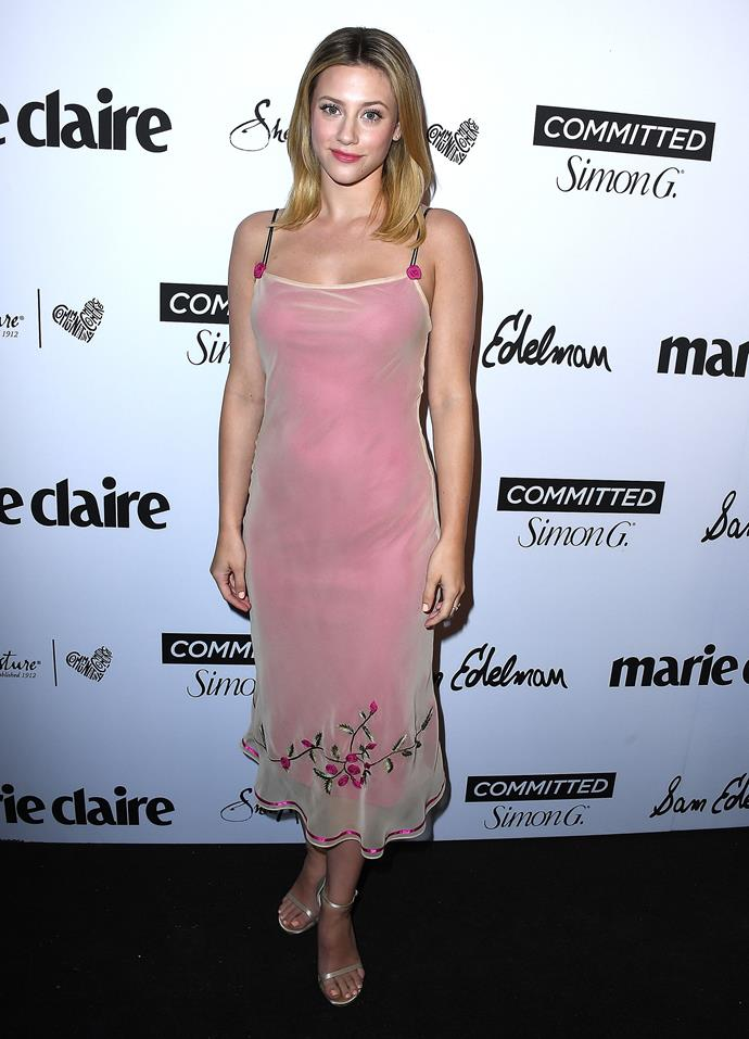 Marie Claire's 5th Annual 'Fresh Faces' at Poppy 2018