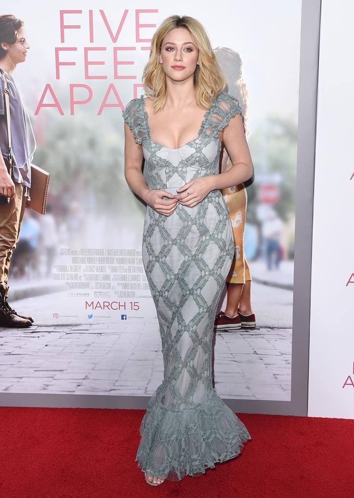Five Feet Apart Movie Premiere 2019