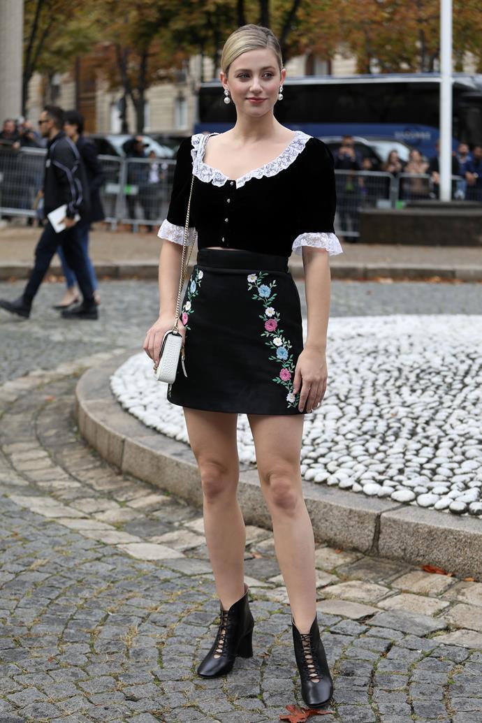Miu Miu Womenswear Spring/Summer 2020