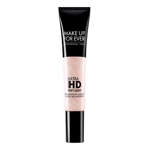 "MAKE UP FOR EVER Ultra HD Soft Light Liquid Highlighter, $49 from [Adore Beauty](https://www.adorebeauty.com.au/make-up-for-ever/make-up-for-ever-ultra-hd-soft-light-liquid-highlighter.html target=""_blank"" rel=""nofollow"")."