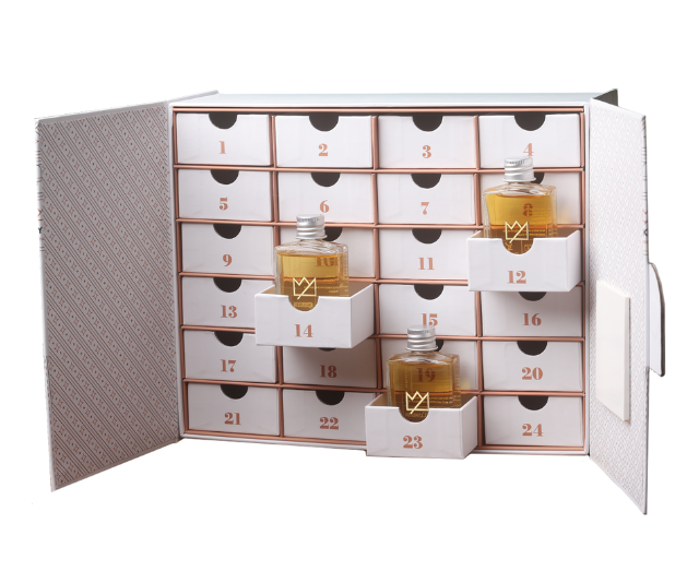 """**Whisky Advent Calendar, on sale $279 from [Whisky Loot](https://whiskyloot.com/products/2021-advent-calendar?variant=39455055577165