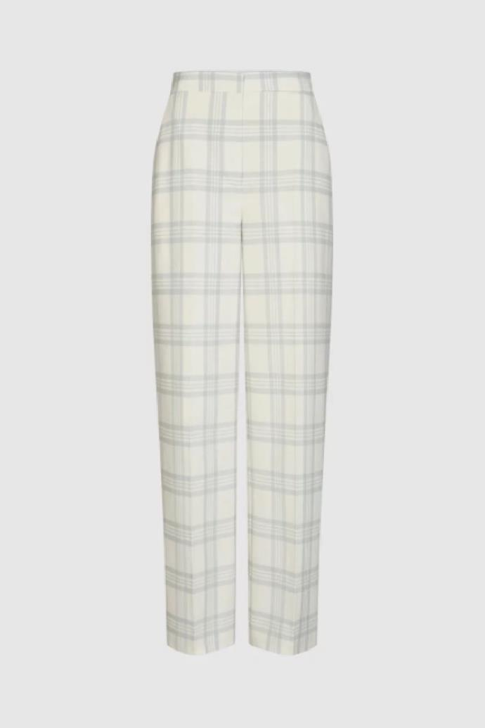"""**Remain Birger Christensen Angelina Pants**, $360 at [The Iconic](https://www.theiconic.com.au/angelina-pants-1319988.html