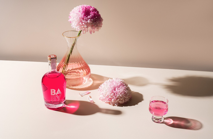 """**[Baby Pink Gin](https://babypinkgin.com/products/shop-baby-pink-gin-online target=""""_blank"""" rel=""""nofollow"""")** <br><br>  Regular gin is fun, but pink gin is undoubtedly on another level. Made in Melbourne with pink rose petals, raspberry leaf and lemon verbena, BABY Pink Gin is a drinkable, aesthetically-pleasing tipple that'll look great on any bar cart. If you're looking for a drink that looks as good as it tastes, then this is the one. <br><br>   **Shop at:** [BABY Pink Gin](https://babypinkgin.com/products/shop-baby-pink-gin-online target=""""_blank"""" rel=""""nofollow"""")"""