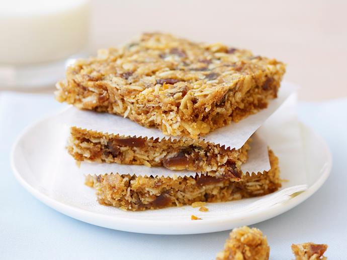 """**[Breakfast slice](https://www.womensweeklyfood.com.au/recipes/breakfast-slice-27536