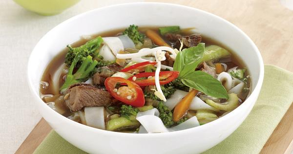 Lamb And Noodle Broth Australian Womens Weekly Food