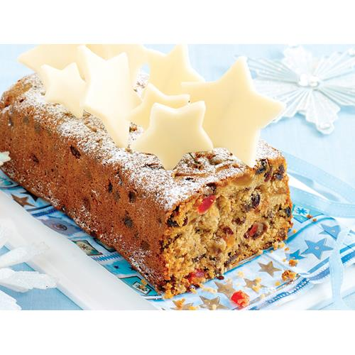 Mixed Fruit Cake With Almond Meal