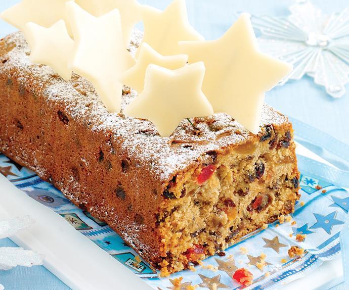Gluten-free fruit cake