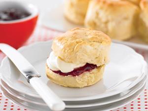 Basic scone recipe
