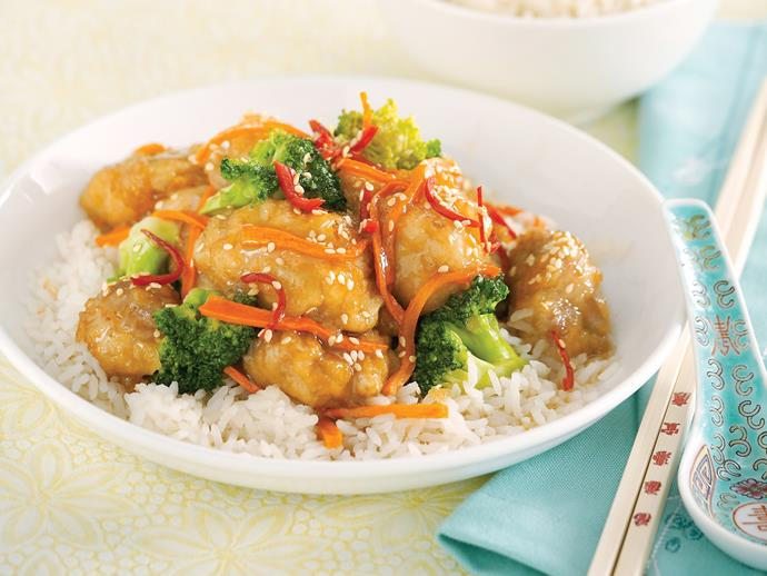 "**[Honey chicken](http://www.foodtolove.com.au/recipes/honey-chicken-9044|target=""_blank""):** It was the introductory dish to Chinese cuisine for many, and honey chicken remains a favourite among kids and adults alike!"