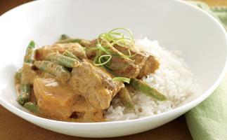 Braised Pork Curry