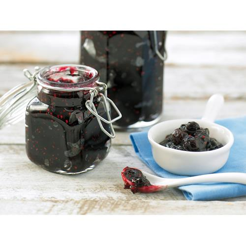 Microwave Berry Jam Recipe Food To Love