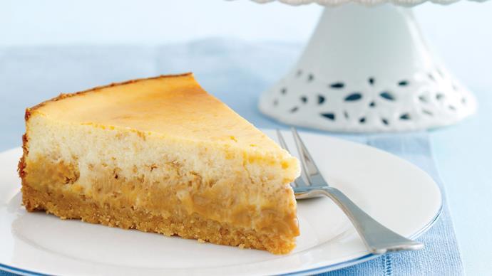 Caramel Cheesecake