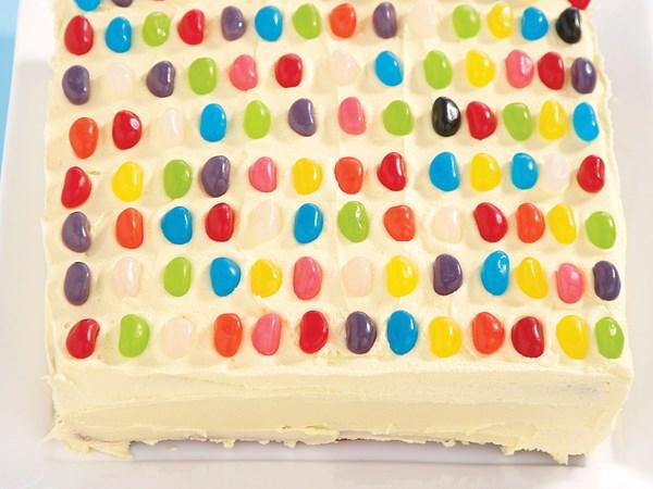 Jelly Bean Cake Recipe