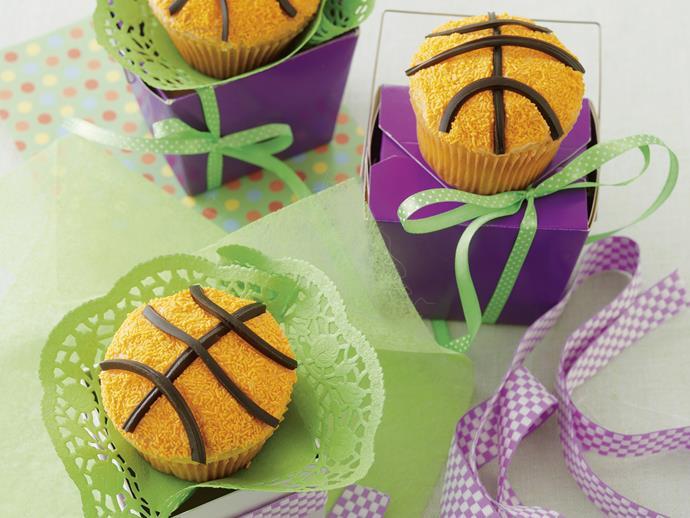 "[Mini peanut butter basketballs](http://www.foodtolove.com.au/recipes/mini-peanut-butter-basketballs-26540|target=""_blank"")"