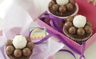 Truffle Cupcakes