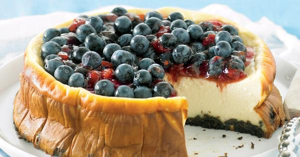 Baked Ricotta Cheesecake Australian Women S Weekly Food