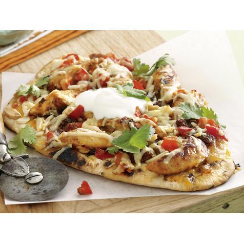 Chicken Tandoori Pizza Food Network