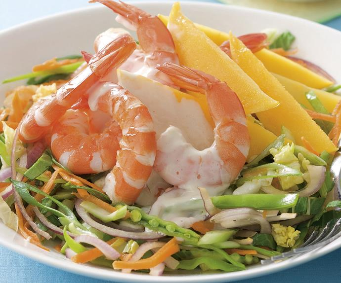 Quick picks - Prawn and Mango Salad