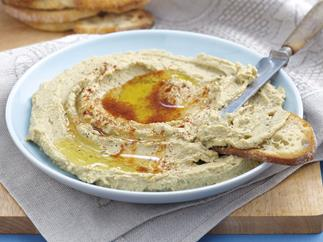 Smart for your heart - Artichoke and chickpea dip