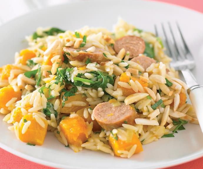 Snag a great price - Sausage risoni